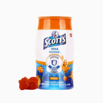 Scotts dha gummies orange 60 1