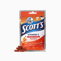 Scotts pastilles orange zipper 15 1