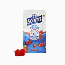 Scotts dha gummies strawberry 15 1