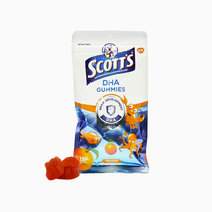 Scotts dha gummies orange 15 1