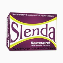 Slenda (90 Capsules) by Go Natural Food Supplements