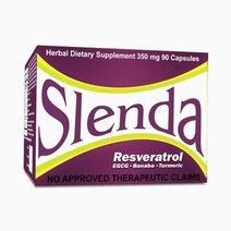 Slenda resveratrol capsules 1
