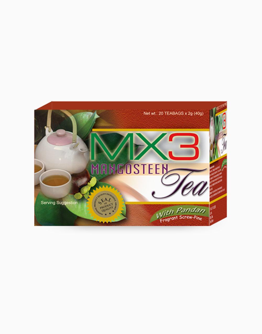 az mx3 tea fogyhat)