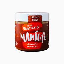 Manilife Deep Roast Crunchy (295g) by Raw Bites