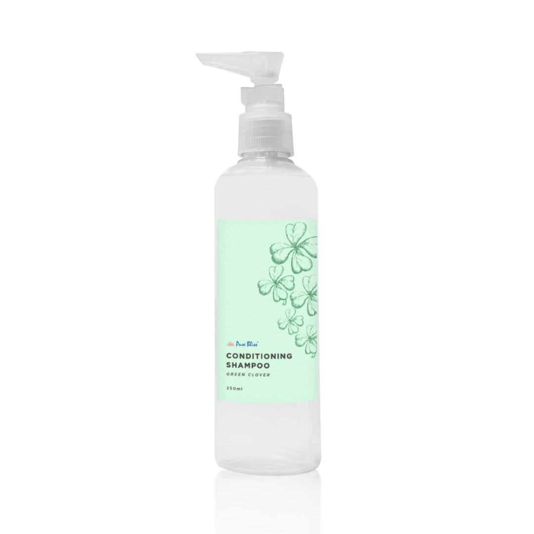 Pure Bliss® Green Clover Conditioning Shampoo (250ml) by Pure Bliss