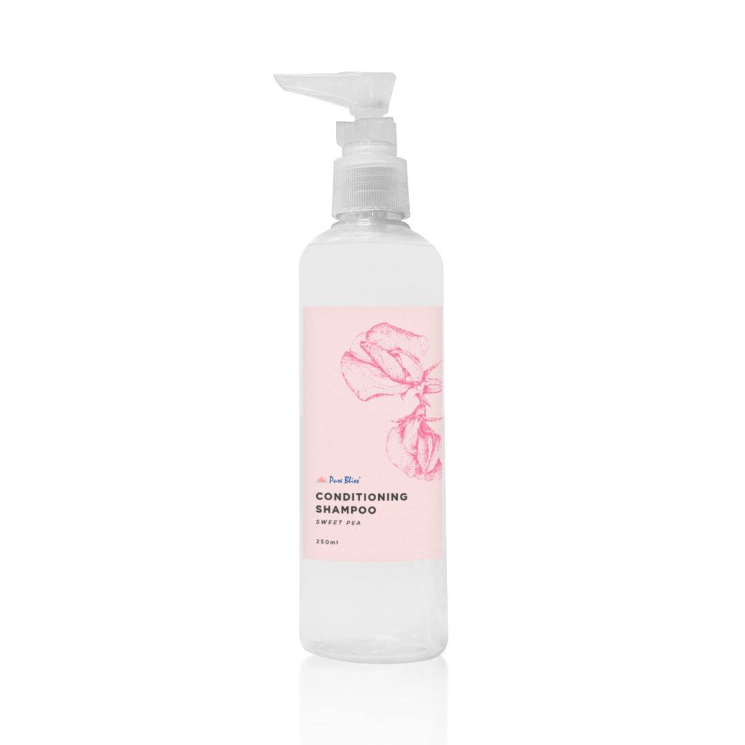 Pure Bliss® Sweet Pea Conditioning Shampoo (250ml) by Pure Bliss