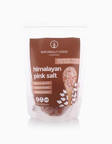 Himalayan Pink Salt Coarse Grain (250g) by Naturally Good Company