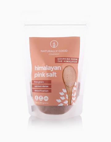 Himalayan Pink Salt Fine Grain (250g) by Naturally Good Company