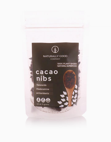Cacao Nibs (75g) by Naturally Good Company
