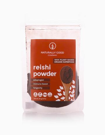 Organic Reishi Powder (50g) by Naturally Good Company