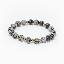 Tcc creative endurance picasso jasper crystal bracelet