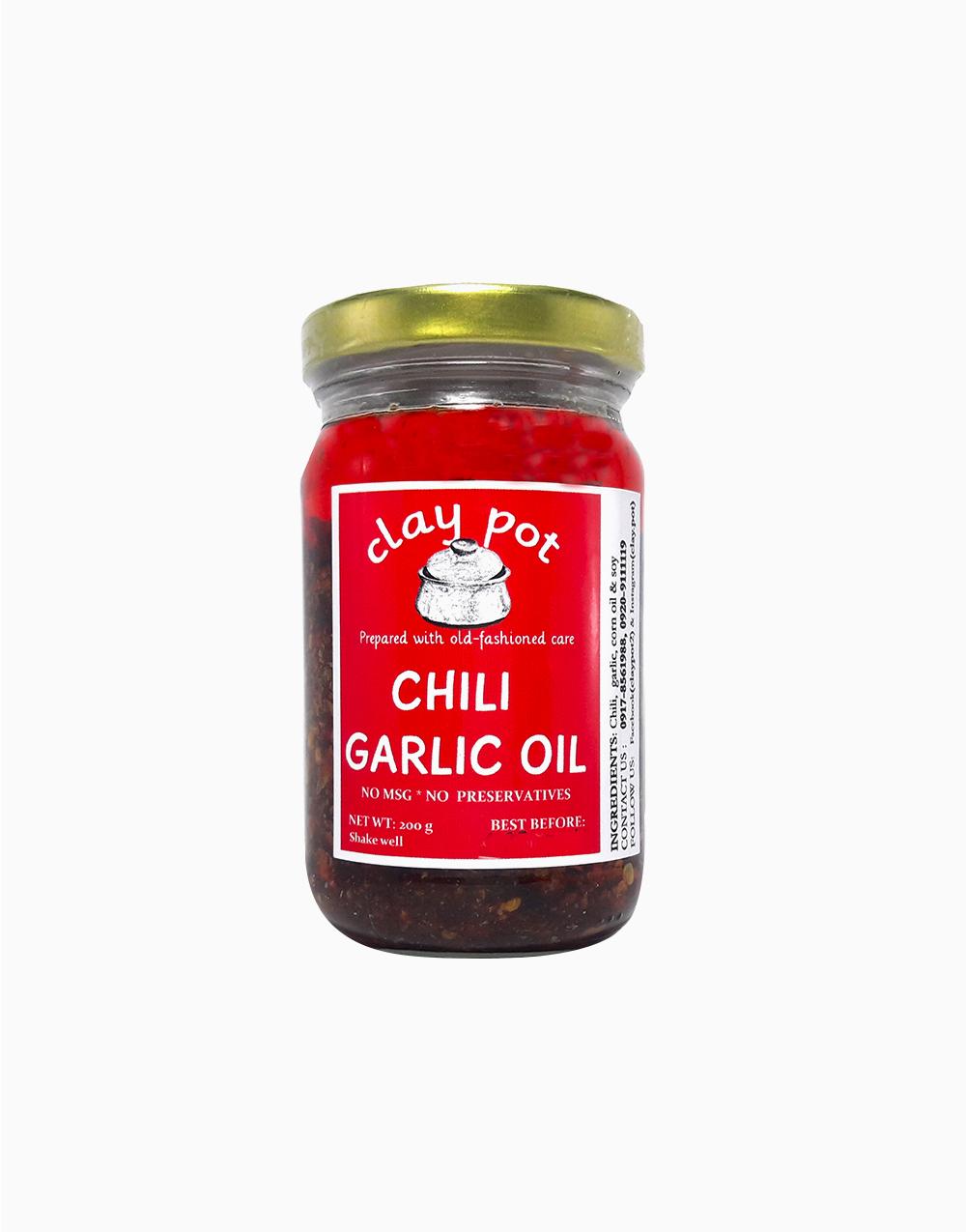 Chili Garlic Oil by Clay Pot
