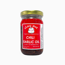 Clay pot chili garlic oil