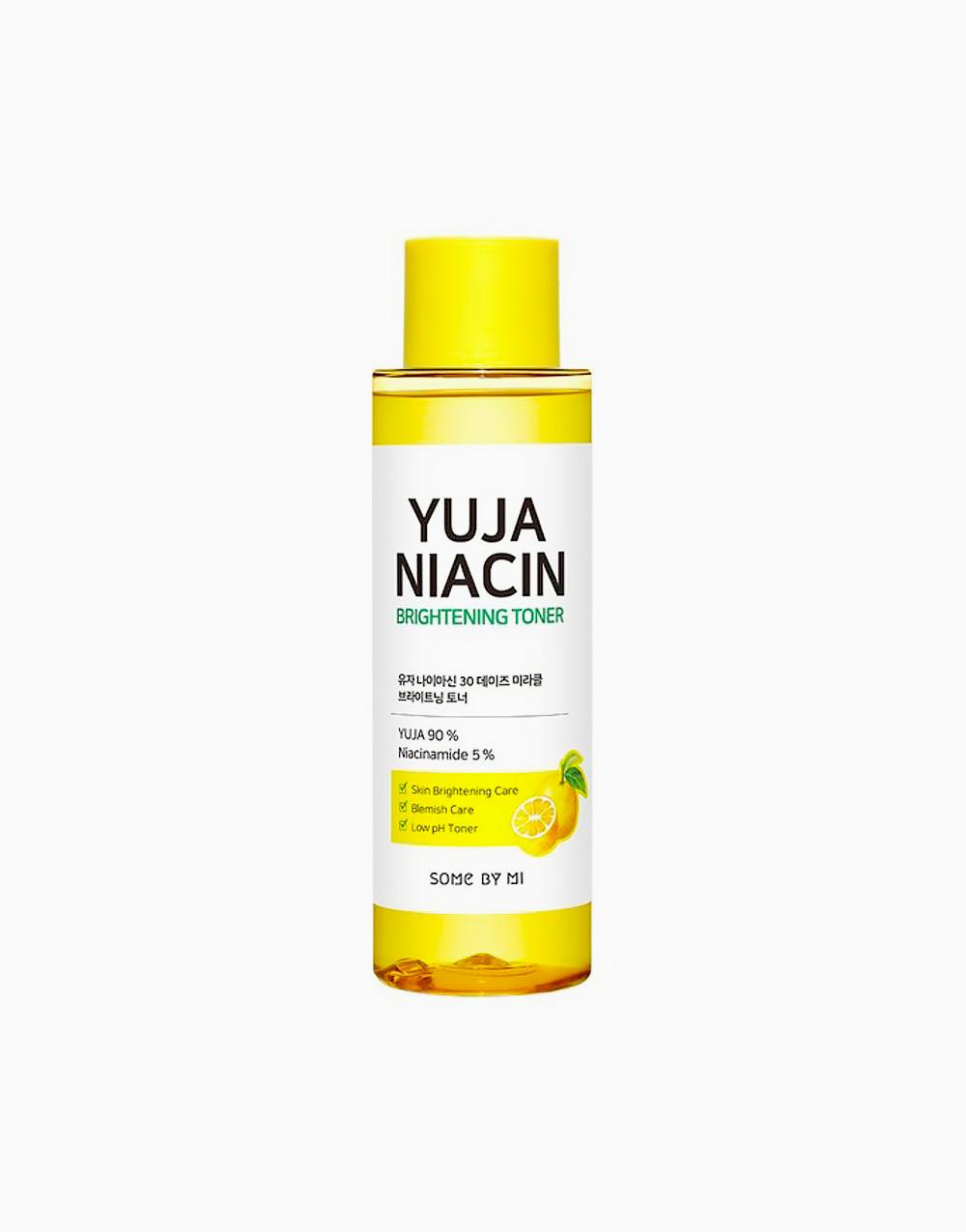 Yuja Niacin Brightening Toner 150ml by Some By Mi