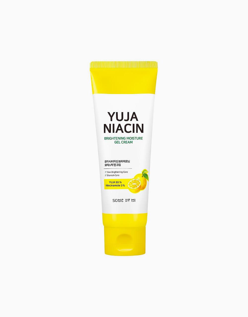 Yuja Niacin Brightening Moisture Gel Cream 100ml by Some By Mi