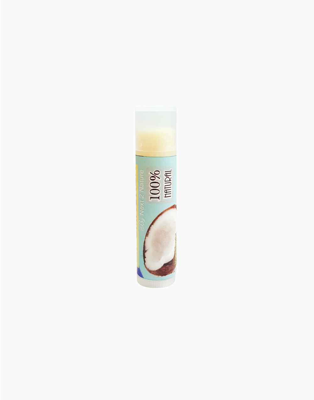 Coconut Mint Lip Balm by Next2Nature