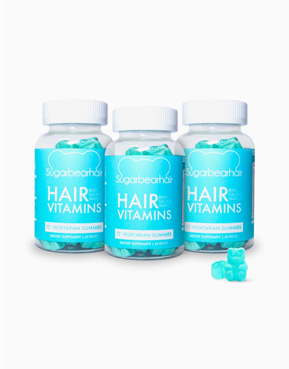 SugarBearHair Vitamins 3-Month Supply Bundle by SugarBearHair