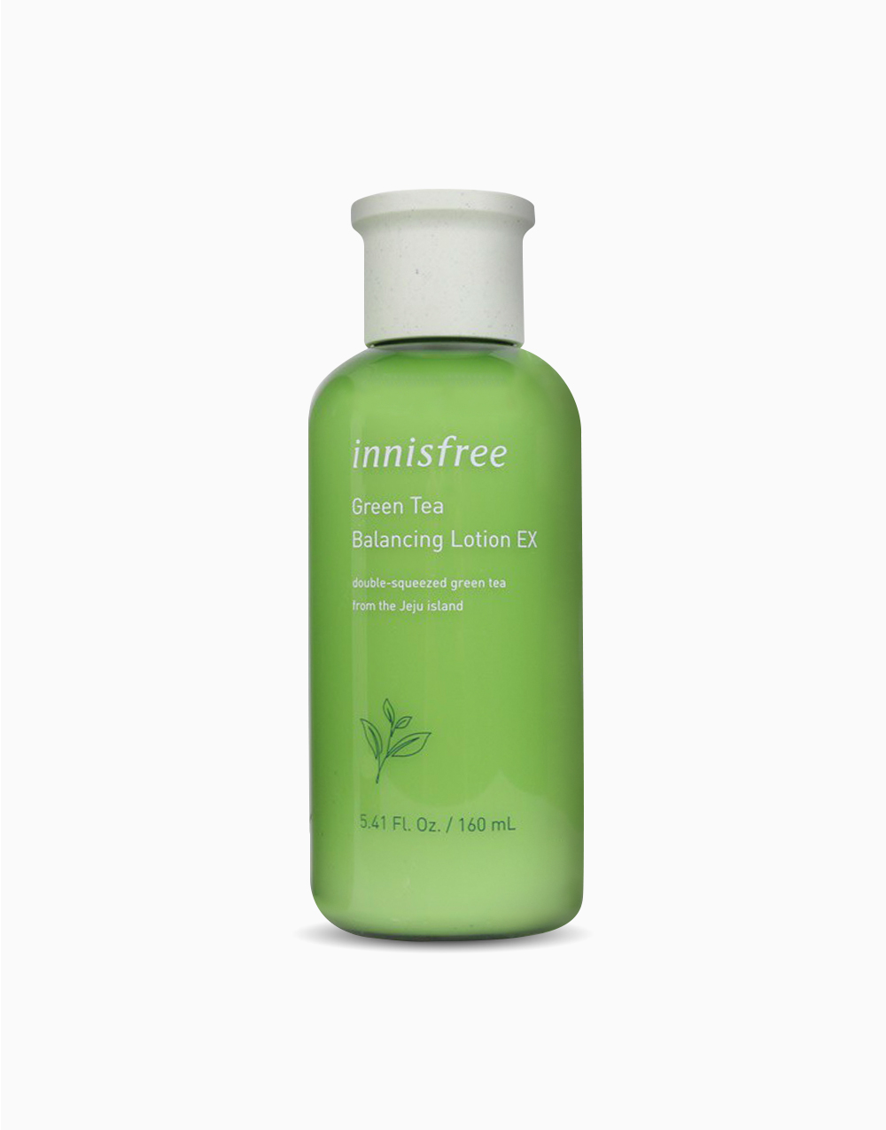 Green Tea Balancing Lotion EX (2019 Packaging) by Innisfree