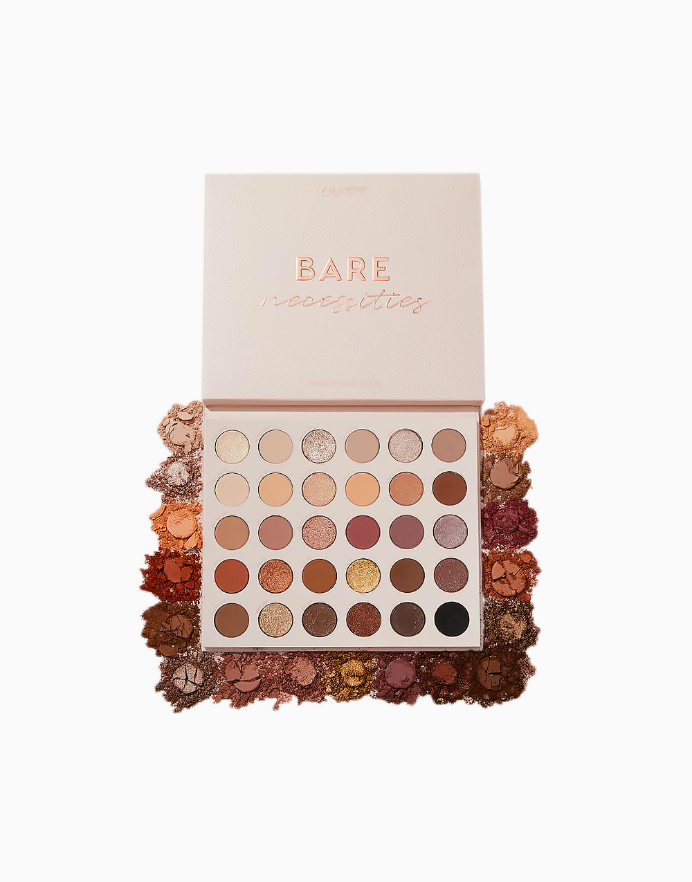 Bare Necessities Shadow Palette by ColourPop