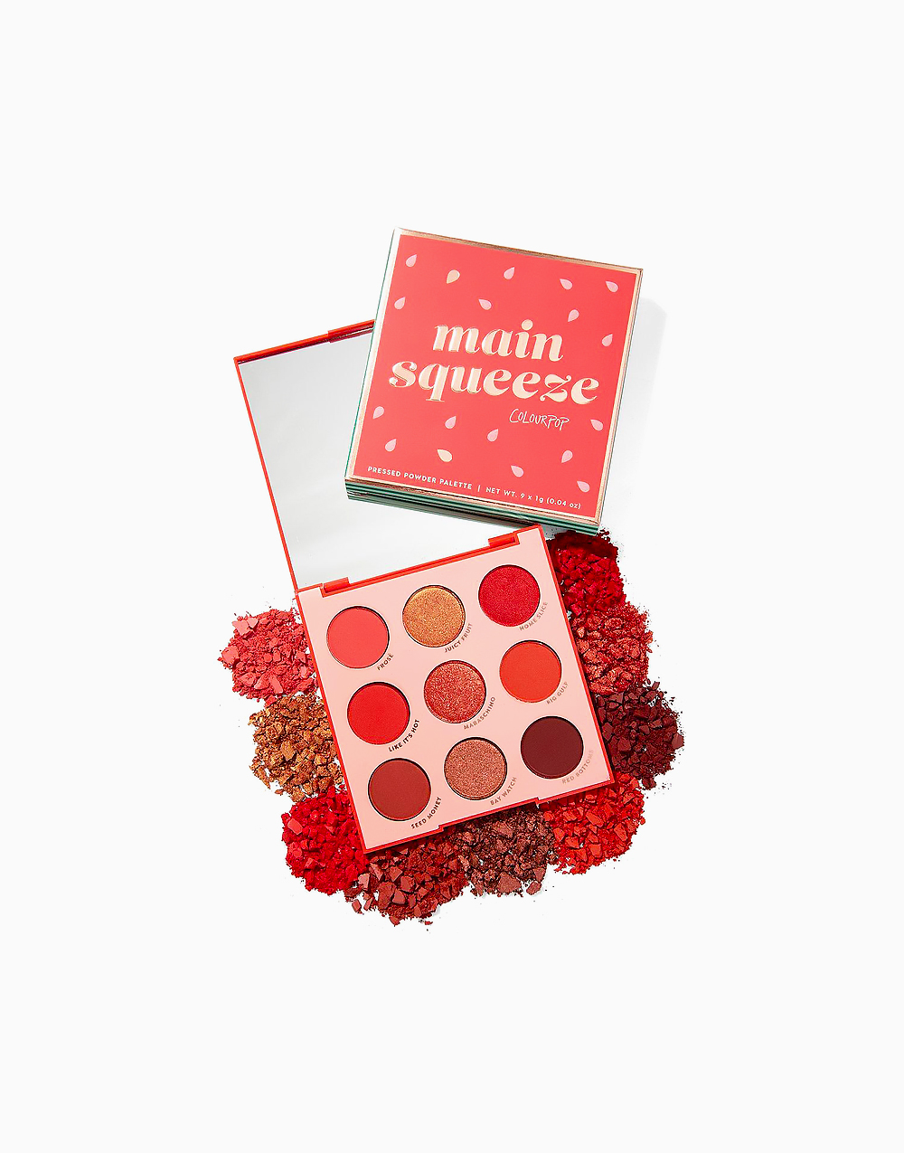 Main Squeeze Shadow Palette by ColourPop