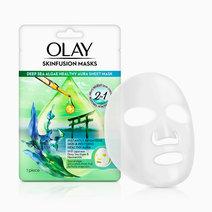 Olay algae catwoman sachet mask sheet mask2