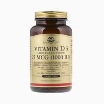 Solgar vitamin d3 1000iu 1