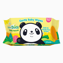 Tiny buds gentle baby wipes