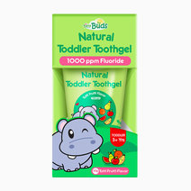 Tiny buds natural baby toothgel tutti frutti