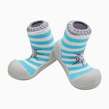 Marine Design (Green) by Attipas Baby Shoe Socks