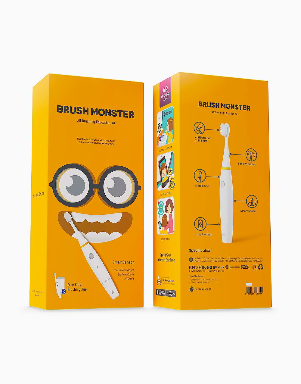 Brush Monster by Brush Monster