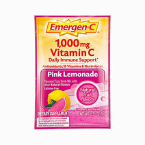 Emergen c daily immune booster pink lemonade sachet