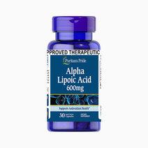 Alpha Lipoic Acid 600mg (30 Capsules) by Puritan's Pride