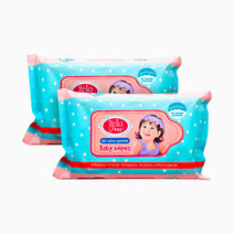 Belo baby baby wipes 2pc pack