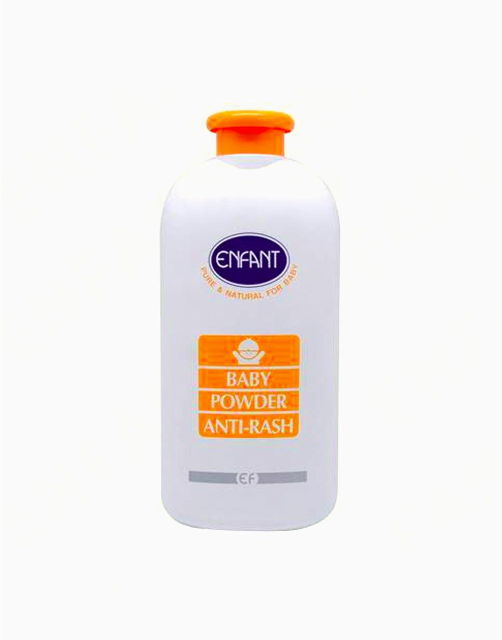 Baby Powder Anti-Rash (500g) by Enfant