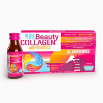 Pure Beauty Collagen Repair Drink with Probiotics (100ml, 10 Bottles) by Pure Beauty Collagen