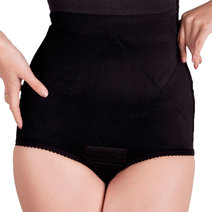 Postpartum Ultra Bikini in Black by Wink Shapewear