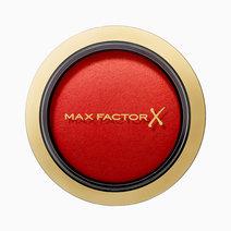 maxfactor creme puff blush matte cheeky coral  01