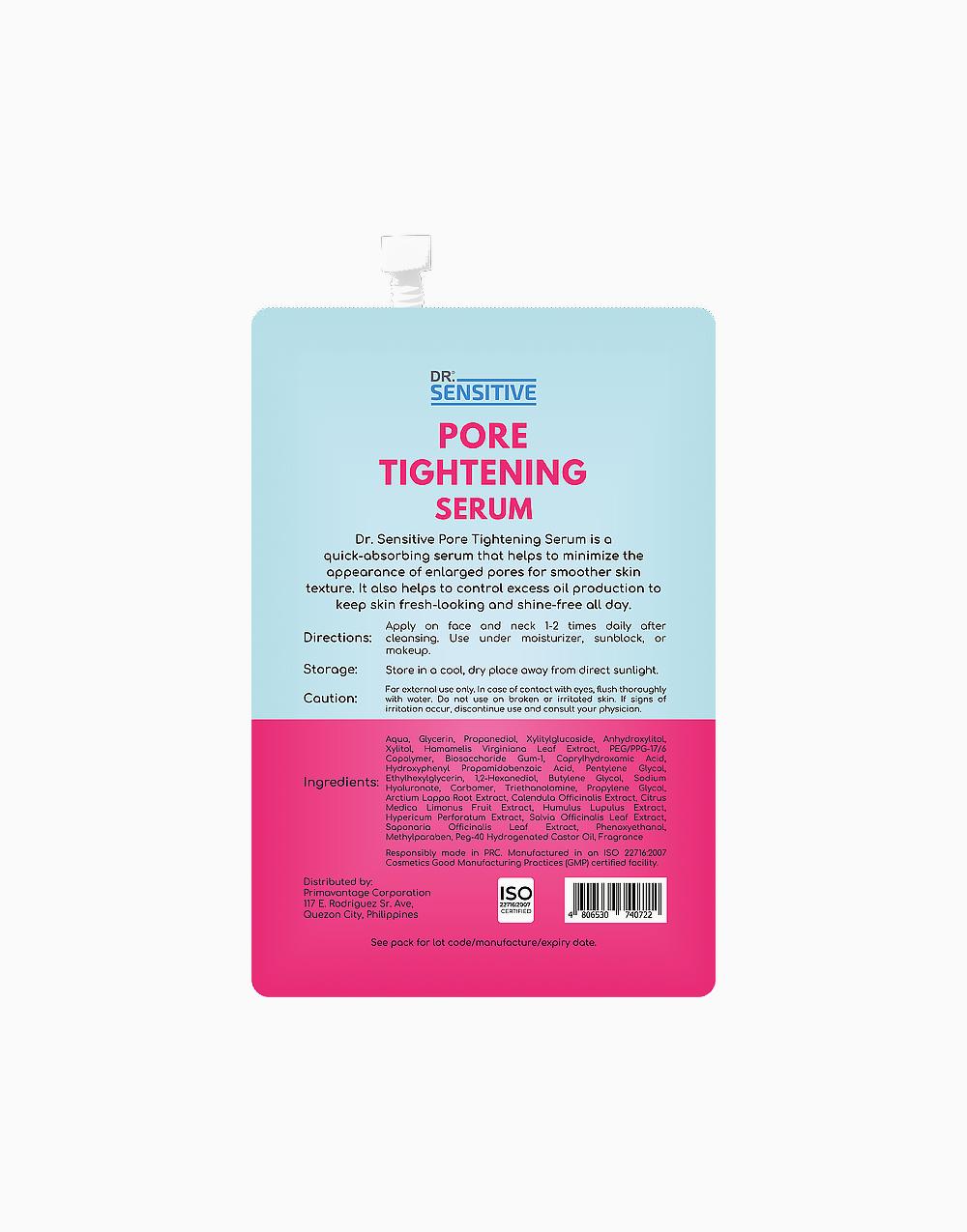 Pore Tightening Serum by Dr. Sensitive