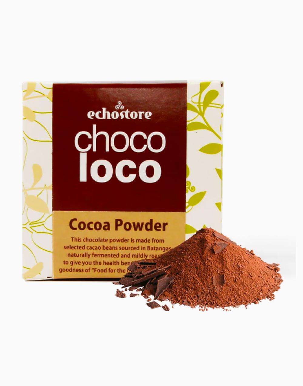 Choco Loco Cocoa Powder (150g) by ECHOstore