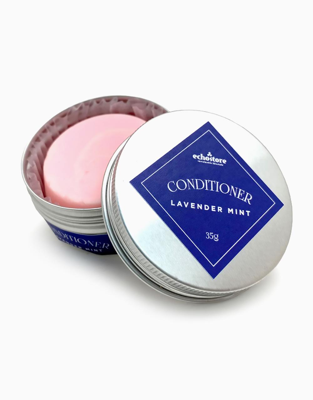 Conditioner Bar (35g) by ECHOstore   Lavender Mint