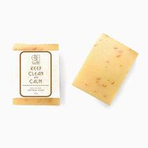 Ellana mineral cosmetics keep clean and calm oatmeal soap