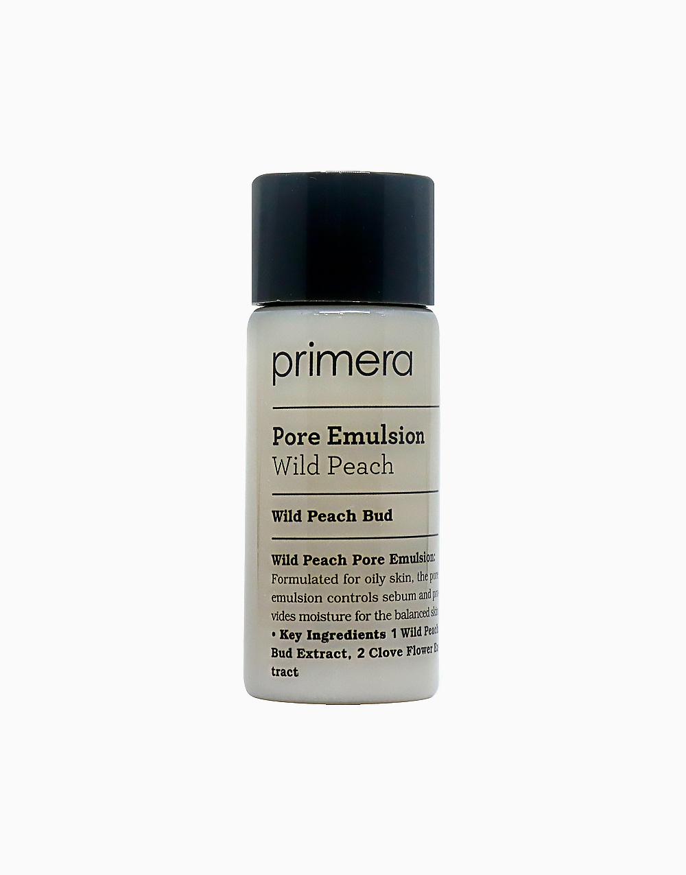 Wild Peach Pore Emulsion (15ml) by Primera
