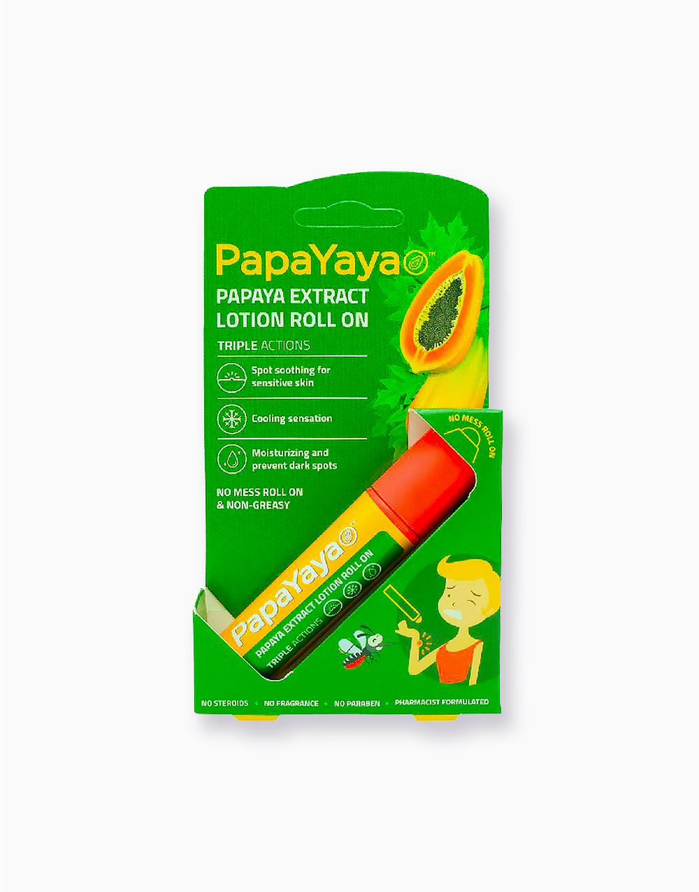 Papaya Extract Lotion Roll On (10g) by PapaYaya