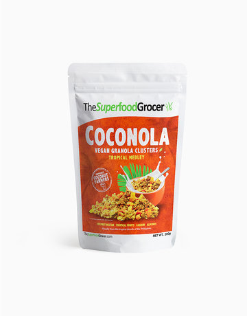 Granola Tropical Medley (200g) by The Superfood Grocer
