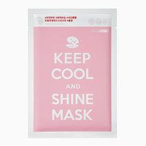 Keep cool shine intensive brightening sheet mask