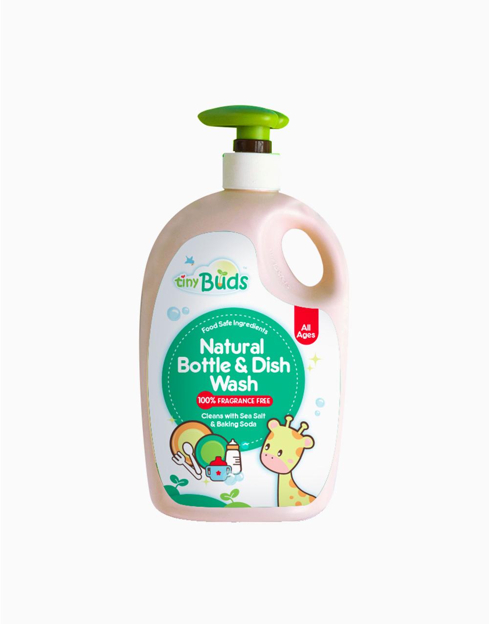 Dish & Bottle Wash Bottle (600ml) by Tiny Buds