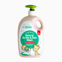 Tiny buds natural dish   bottle wash 600 ml