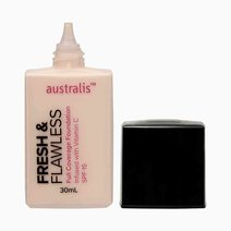 Fresh & Flawless Full Coverage Foundation by Australis