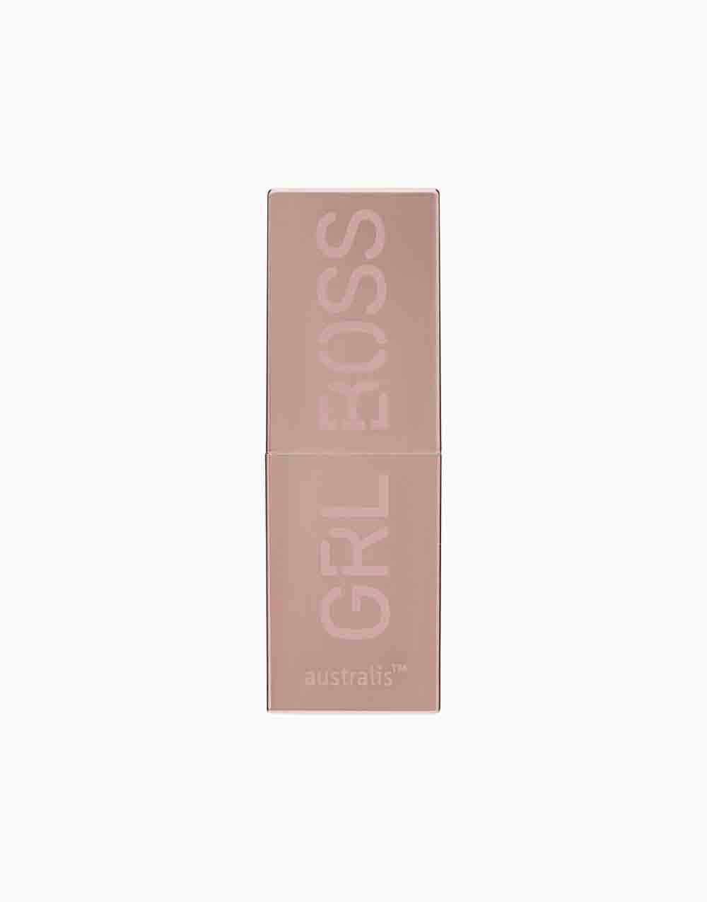 Mini GRLBOSS Satin Lipstick by Australis  