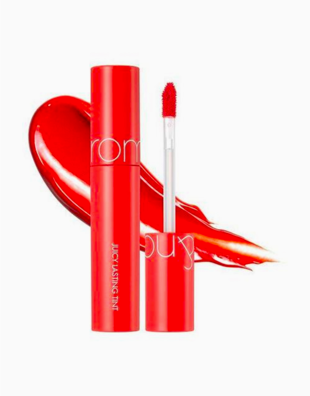 Juicy Lip Tint (New Packaging) by Rom&nd | Ruby red